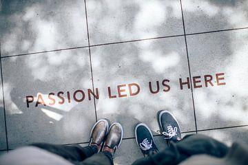 La passion nous a conduit à cela sur YesItsRobin