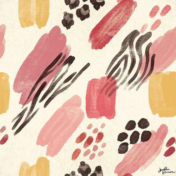 Jungle Vibes Étape 06A, Janelle Penner sur Wild Apple