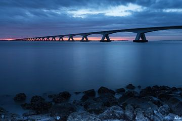 Zealandbrücke von Bas Verschoor