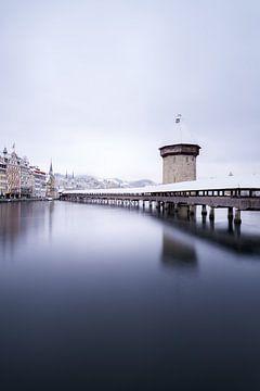 Luzern im Winter van