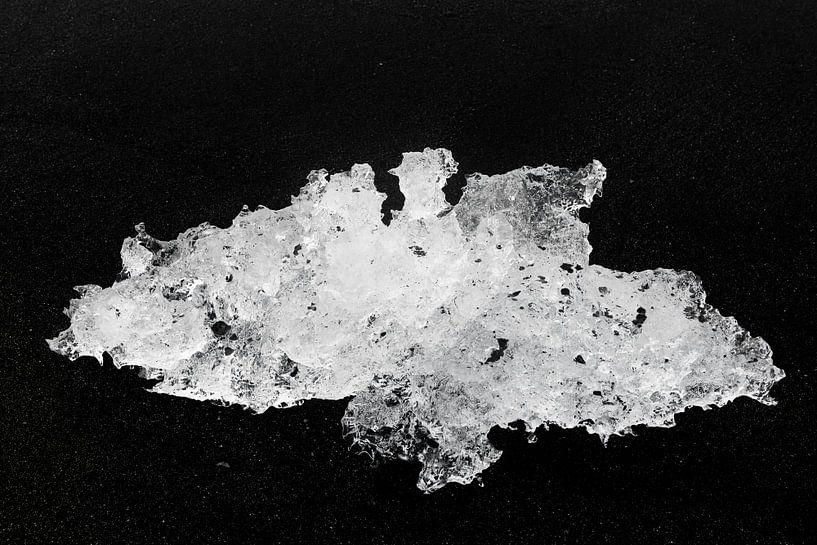 Abstracte IJsvorm  van Sjoerd van der Wal