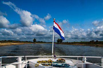 Boottocht op de IJssel van Marcel te Brake