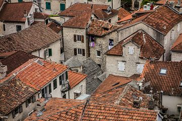 Kotor - Montenegro van Maurice Weststrate