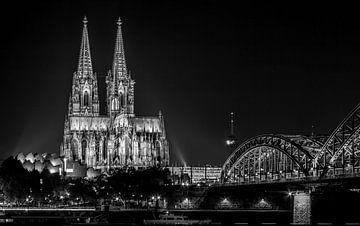 De dom van Köln sur Richard Driessen