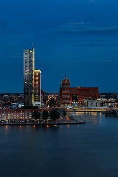 Maastoren Rotterdam van