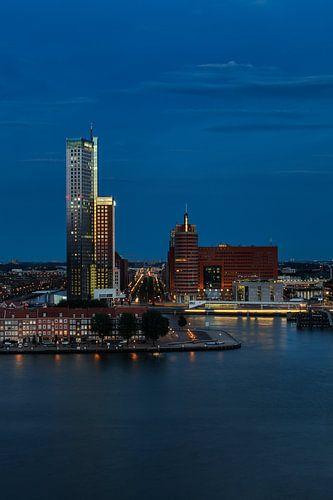 Maastoren Rotterdam von Rob van der Teen