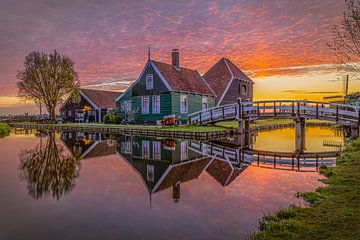 Sonnenaufgang von Joey Van Hengel