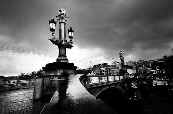 Blauwbrug van Peter Bongers