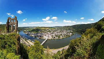 Traben - Trarbach Panorama van Frank Herrmann