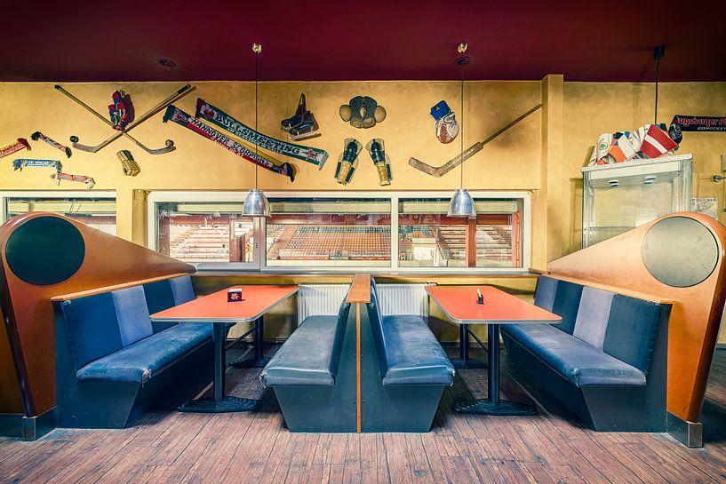Ice hockey sports bar van Michael Schwan