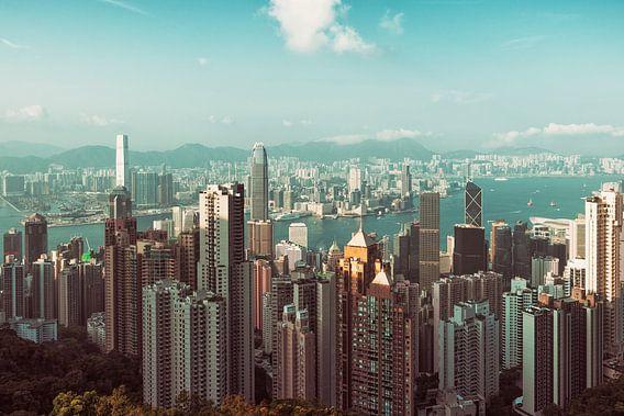 Hong Kong View II van Pascal Deckarm