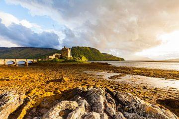 Eilean Donan Castle in Schottland von Werner Dieterich