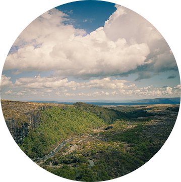 Taranaki Falls, Nieuw Zeeland