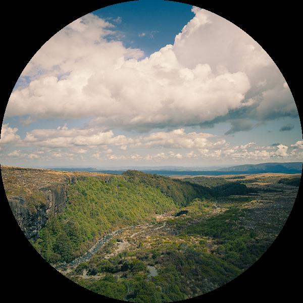 Taranaki Falls, Nieuw Zeeland von Jasper van der Meij