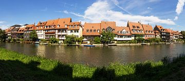 Bamberg - Kleion Venedig Panorama von Frank Herrmann