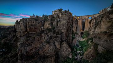 Puente Nievo in Ronda von Niels Eric Fotografie
