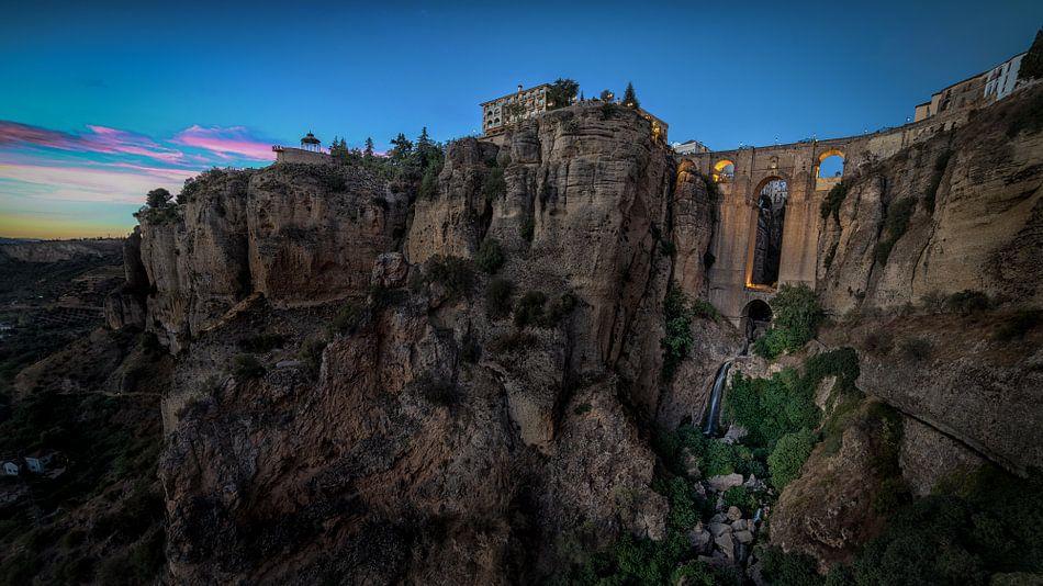 Puente Nievo in Ronda