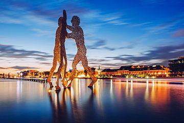 Berlin – Molecule Man sur Alexander Voss
