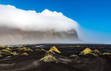 IJsland - Vestrahorn von Henk Verheyen