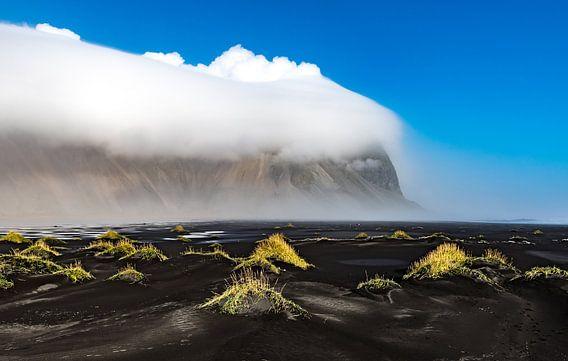 IJsland - Vestrahorn van Henk Verheyen