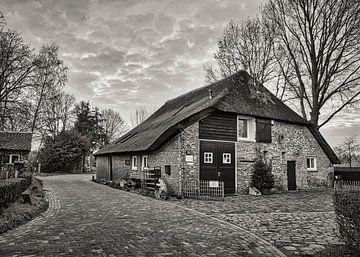 Bauernhof in Giersbergen von Ad van Kruysdijk