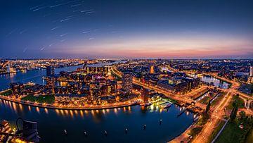 Rotterdam Sunset sur