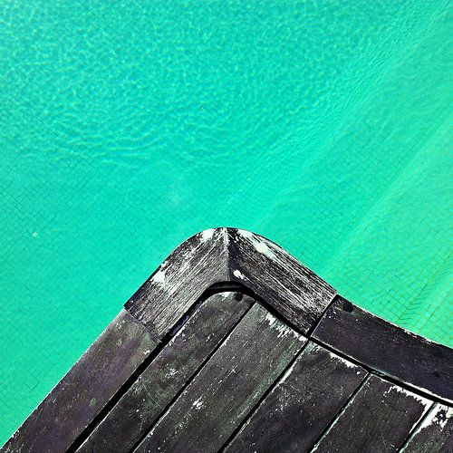 Cool Pool: curve van Sigrid Klop