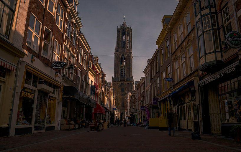 Dom in de zon. van Robin Pics (verliefd op Utrecht)
