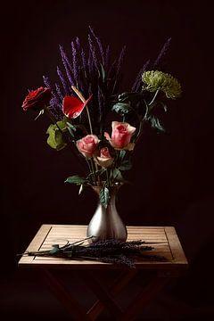 Stilleven met bloemen 2