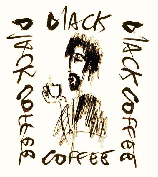 Black coffee sur sandrine PAGNOUX