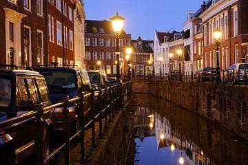 Plompetorengracht in Utrecht von Donker Utrecht
