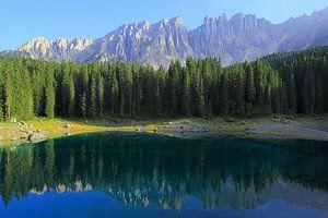 Karersee Südtirol van