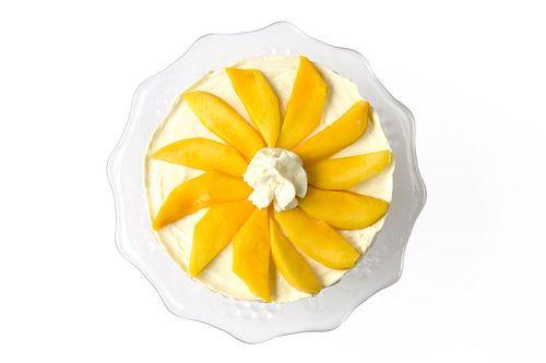 Taart met mango von Barbara Brolsma
