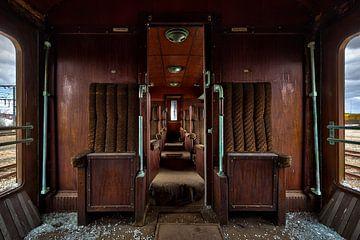 trein van Steve Mestdagh