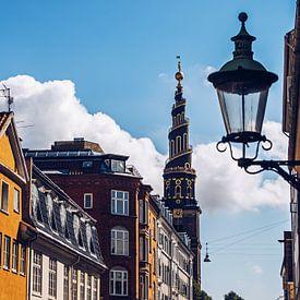 Kopenhagen - Vor Frelsers Kirke von Alexander Voss