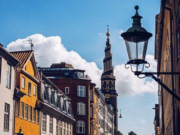Kopenhagen - Vor Frelsers Kirke van
