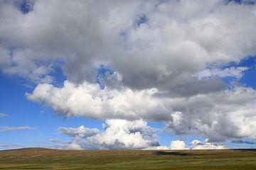 Wolkenhimmel von Karina Baumgart