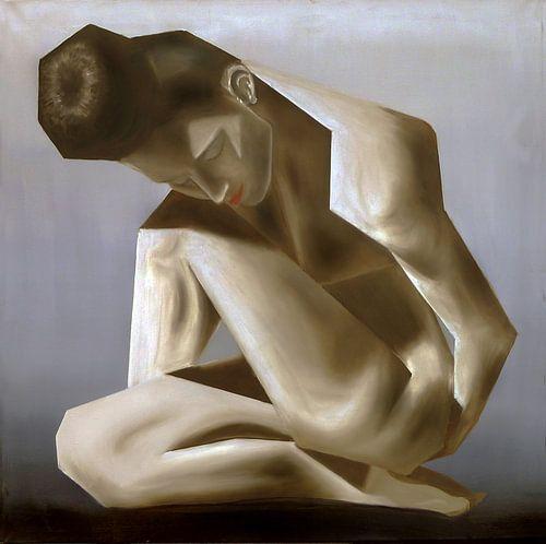 Sculpture Koen Hauser  von Jan Wiersma