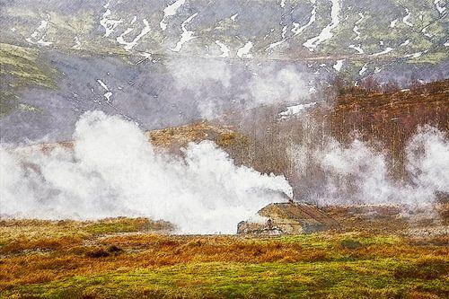Geysir, IJsland