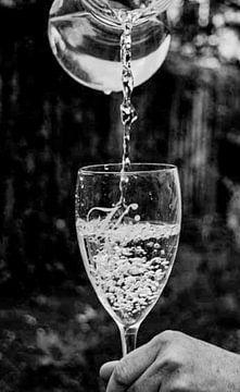 Waterdruppel - bevriezing sur Georgina Fotografie