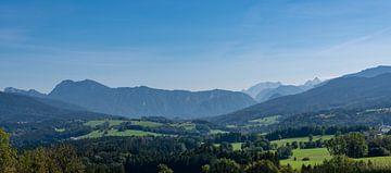 Chiemgauer und Berchtesgadener Alpen von Peter Baier