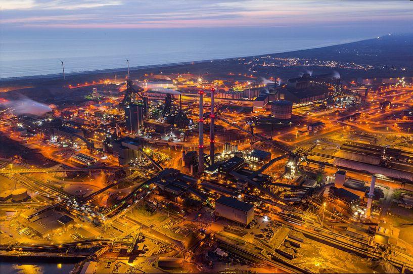 Tata Steel Ymuiden van Jeroen Kleiberg