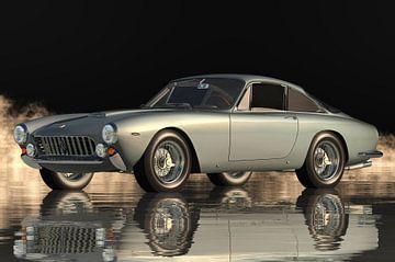 Das Design des Ferrari 250 GT Lusso von Jan Keteleer