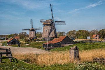 Polders en molens van Annette van Dijk-Leek