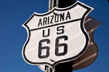 Route 66 USA van Peter Schickert