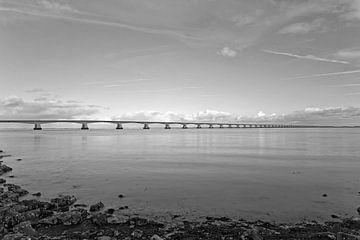 Zeelandbrug, Nederland van Ron Westbroek
