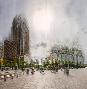 Rotterdam Centre in motion