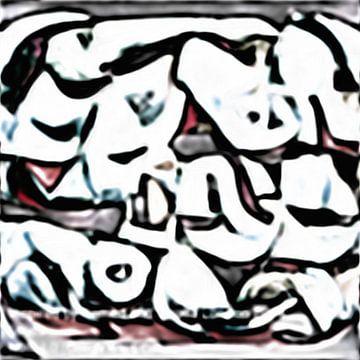 Abstrakte Inspiration LXXXIX von Maurice Dawson