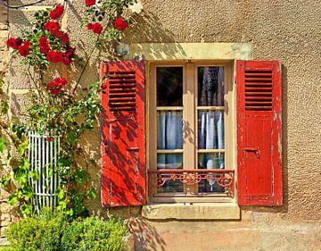 Ein Fenster von Caroline Lichthart