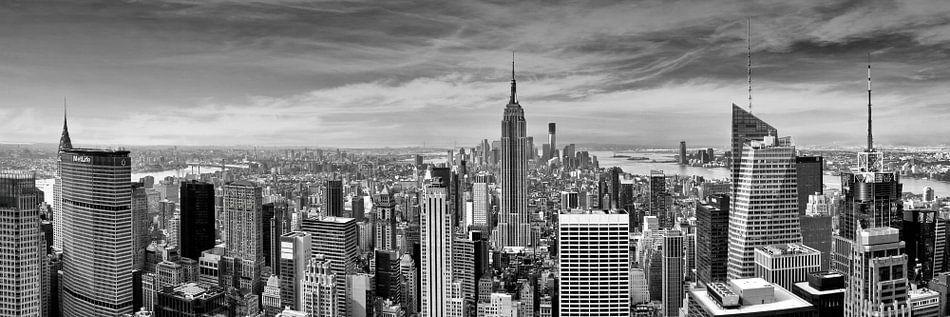 NYC Panoramic View